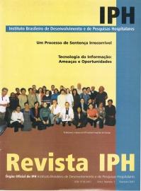 Revista IPH, 01
