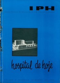 Hospital de Cl�nicas da Cidade Universit�ria do Recife - M�rio Russo Arquiteto. Maquete de estudo.
