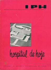 Instituto de Mol�stias do Aparelho Digestivo e da Nutri��o Prof. E. Vasconcellos, em constru��o na cidade de S�o Paulo, Oscar Niemeyer - Arquiteto