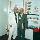 Siegbert Zanettini e Jarbas Karman