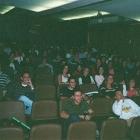 Plateia da palestra na Belas Artes - 2003.