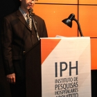Ricardo Karman, presidente do IPH