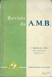 Capa da Revista da AMB