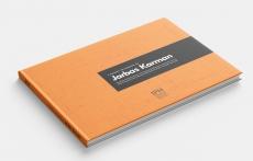 Capa livro exposi��o Jarbas Karman