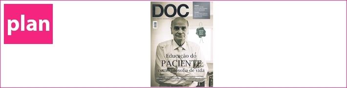 Arquitetura em prol da saúde - Artigo de Gabriela Viturino para a Revista DOC