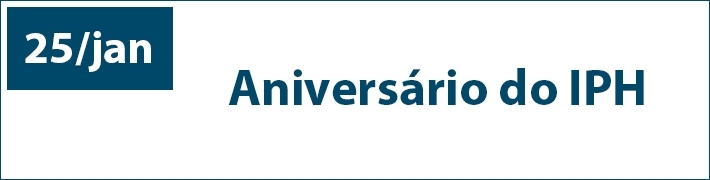 Aniversário do IPH