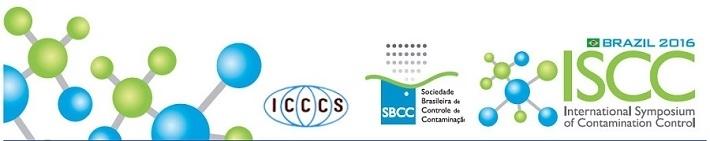 Simpósio Internacional de Controle de Contaminação - ISCCBRAZIL 2016