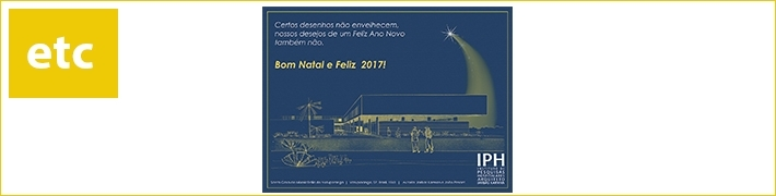 Boas Festas! Feliz 2017!