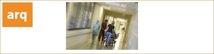 Ambiente hospitalar e equipe de enfermagem