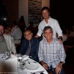 David Allison, Romano Del Nord, Fabio Bitencourt e Marcio Oliveira