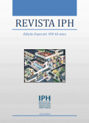 Capa Revista IPH Edição Especial