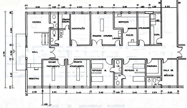 Normas De Arquitetura De Estabelecimentos Assistenciais De