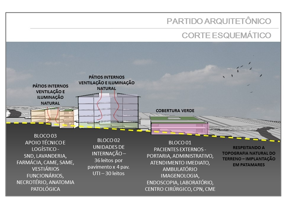 Current Hospital Master Plan - IPH - Institute of Hospital Research